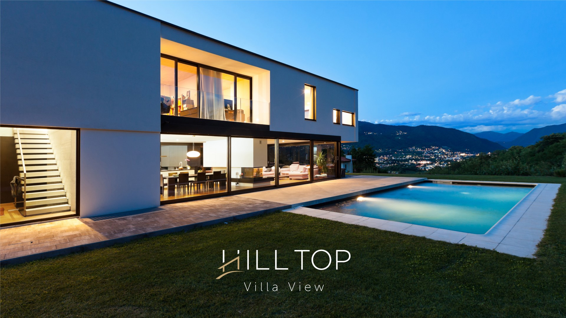 Hill Top – Villa View